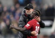 Jurgen Klopp, Sadio Mane, Liverpool, Premier League