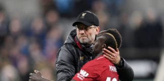 Jurgen Klopp, Sadio Mane, Liverpool, Premier League