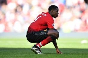 Manchester United v Cardiff City - Premier League Paul Pogba