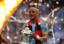 Manchester City v Watford - FA Cup Final Vincent Kompany
