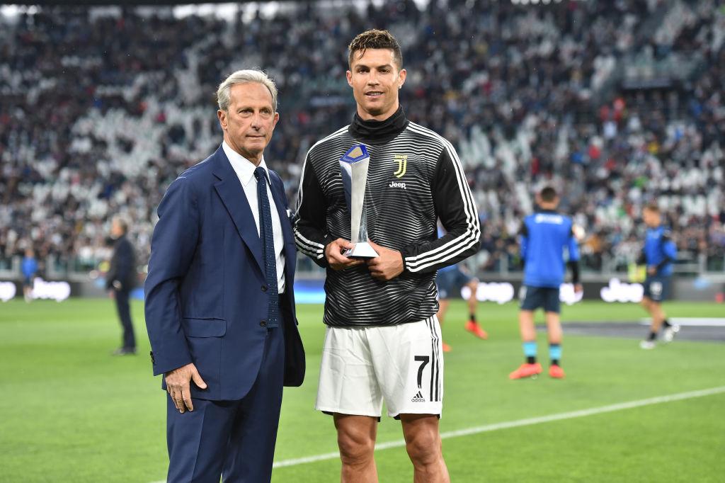 Cristiano Ronaldo, Juventus,Serie A