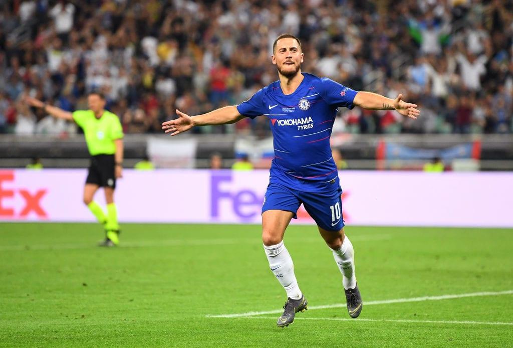 Eden Hazard is the best alternative to Neymar in world football