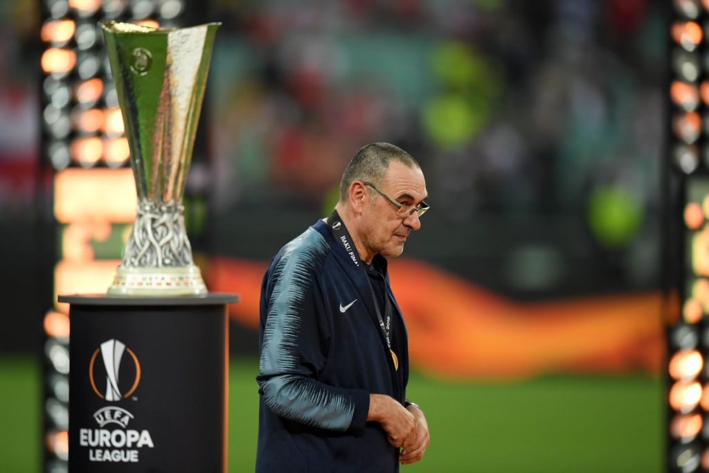 Sarri: I Dedicate the Title to Napoli Fans
