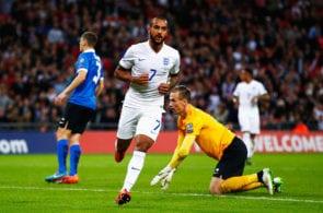 England v Estonia - UEFA EURO 2016 Qualifier Walcott