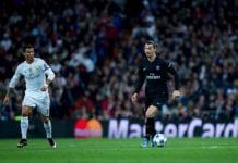 Zlatan Ibrahimovic, Cristiano Ronaldo, Ballon d'Or