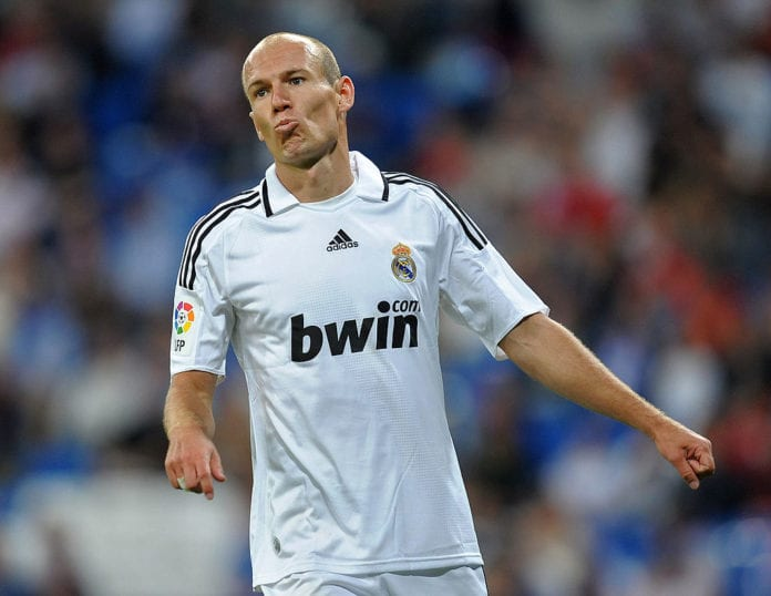 buy popular 42061 9938b Robben explains his Real Madrid exit: