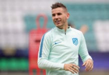 Lizarazu mirrors himself in Lucas Hernandez's playing style