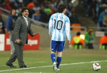 Argentina v Mexico: 2010 FIFA World Cup - Round of Sixteen