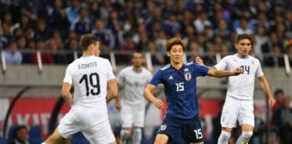 Japan v Uruguay - International Friendly