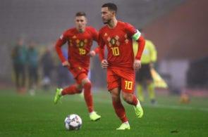 eden hazard, belgium