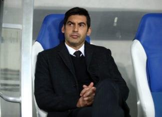 AS Roma manager, Paulo Fosenca