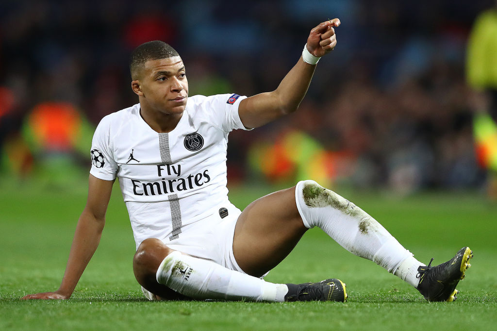 Why Real Madrid needs Mbappe, according to Vinicius