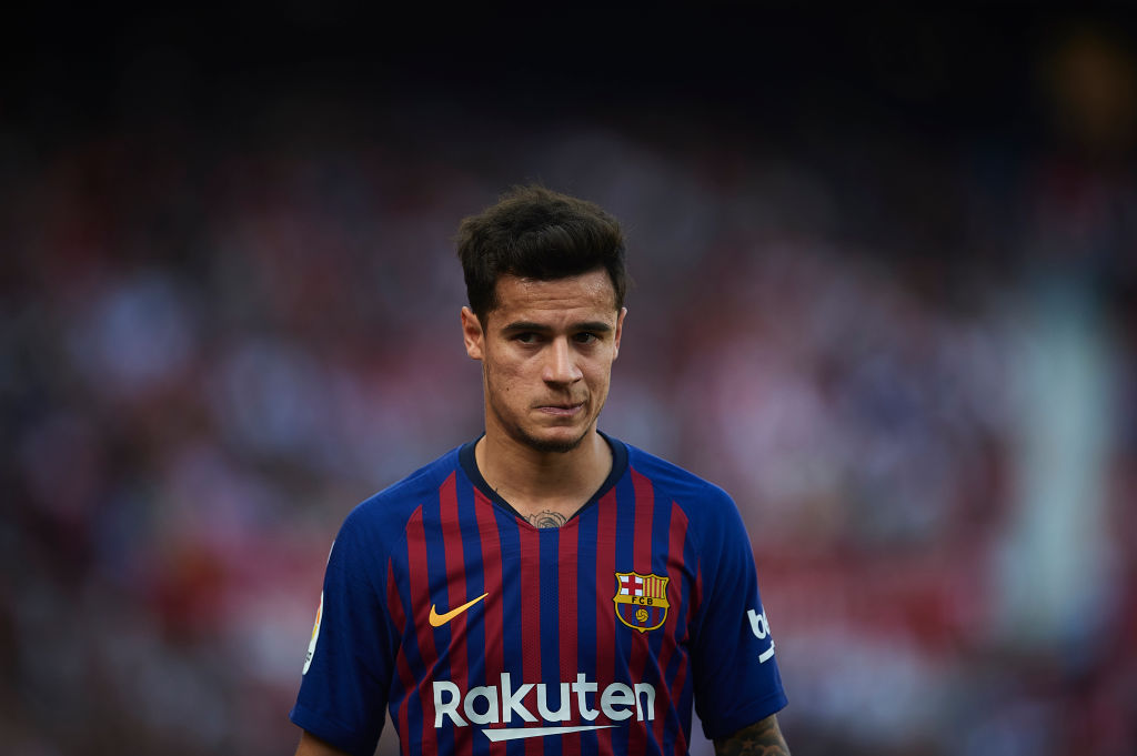Coutinho is the most expensive Premier League departure ever