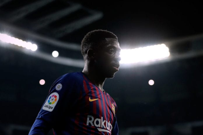 check out 6b687 9ee13 Report: Barcelona rebel Dembele handed a transfer ultimatum ...