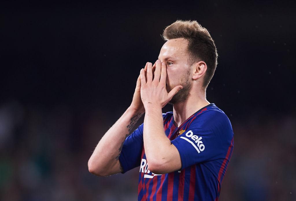 Ivan Rakitic, Barcelona, La Liga