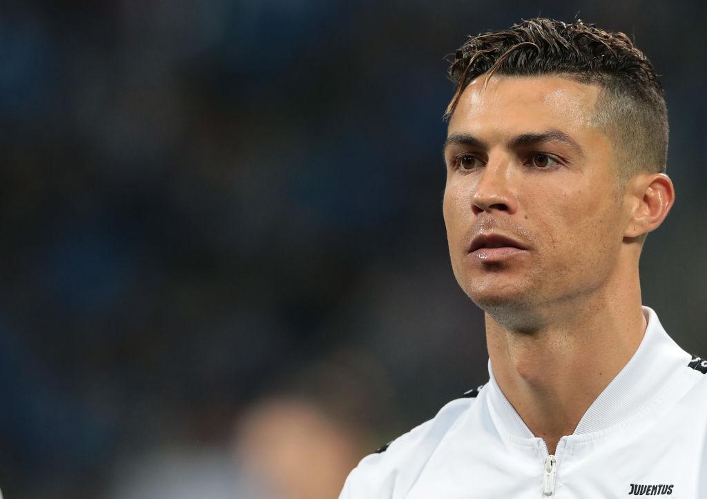 Rape accuser drops case against Cristiano Ronaldo