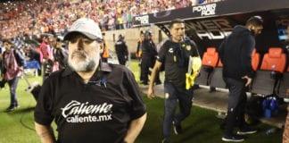 Diego Maradona, Dorados, Gimnasia y Esgrima La Plata