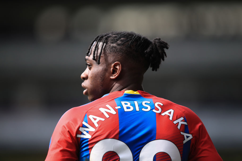 Aaron Wan-Bissaka pays homage to Crystal Palace following transfer