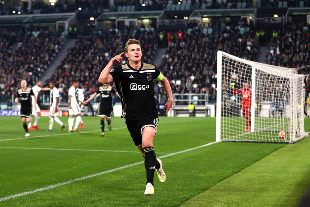 Can Manchester United tempt De Ligt?