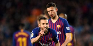 Alba won't be going anywhere in this transfer window