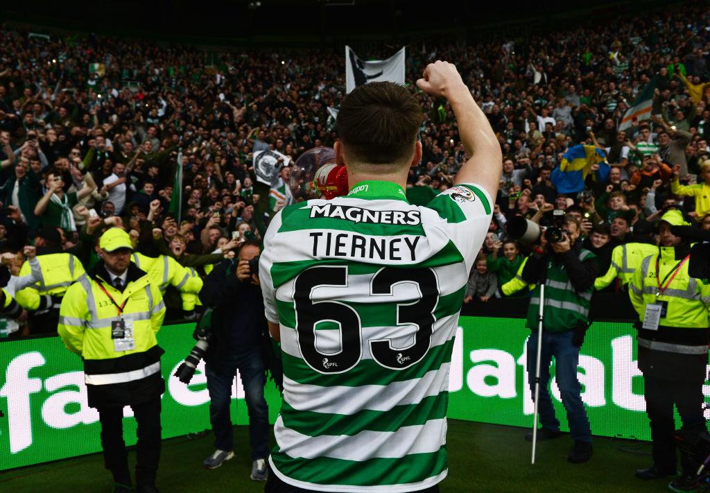All hail Kieran Tierney: The secret to quality!