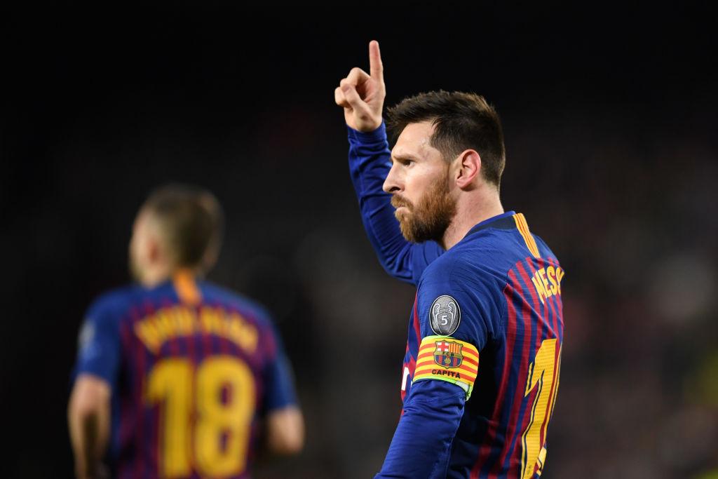 Lionel Messi, Barcelona, Argentina