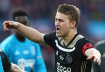 Matthijs de Ligt will definitely be moving in this transfer window