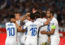 Greece v Italy - UEFA Euro 2020 Qualifier