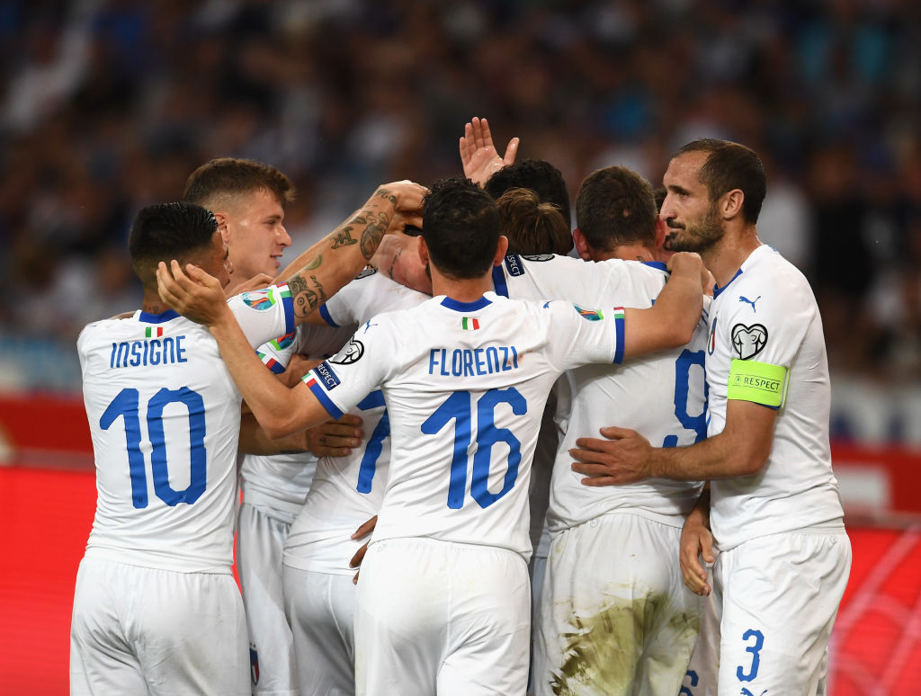 Greece v Italy - UEFA Euro 2020 Qualifier