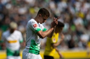 Thorgan Hazard applauds Dortmund's stadium atmosphere