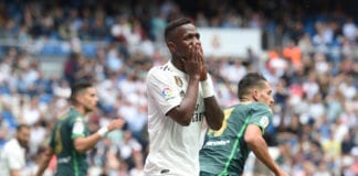 Can Vincius Junior prove youth can succeed at the Bernabeu?