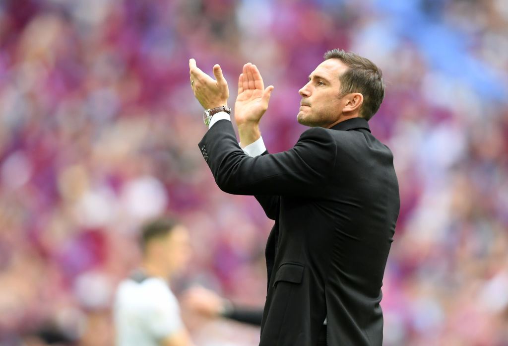 Cech on Lampard: 'The club has several candidates, the situation is open'