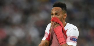Aubameyang deletes his Instagram, leaving Gunnars jaw-dropped