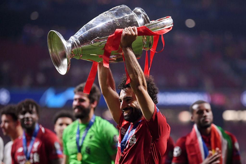 Tottenham Hotspur v Liverpool - UEFA Champions League Final Mohamed Salah