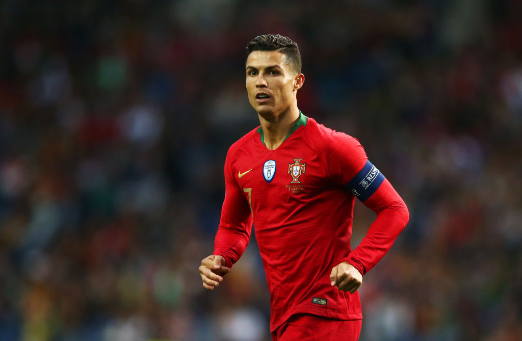 Top 5 Cristiano Ronaldo performances for the Portugal National ...