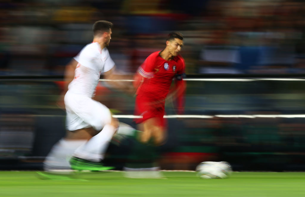 Top 5 fastest players in world football