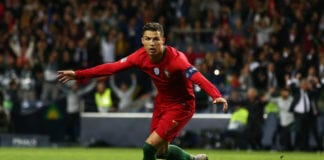 Cristiano Ronaldo is the greatest, active goalscorer in international football