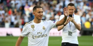 Hazard to Madrid is the biggest move of this transfer window so far