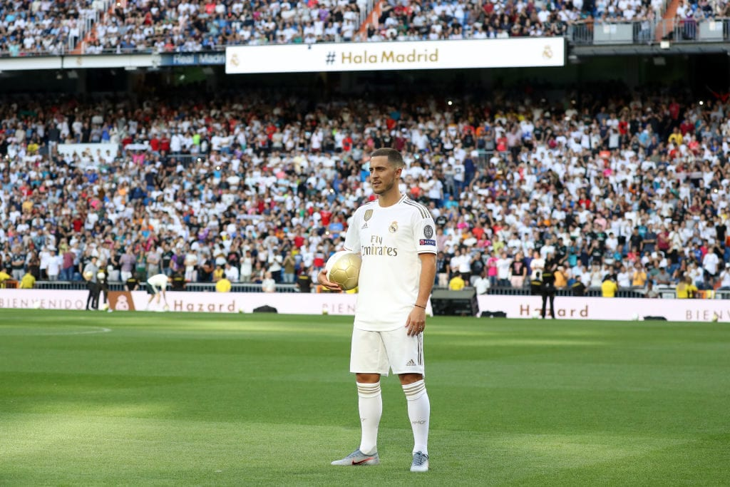 Real Madrid Unveil New Signing, 2020