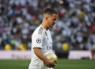 Carvalho confident Hazard will do Real Madrid Justice