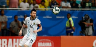 Argentina v Colombia: Group B - Copa America Brazil 2019