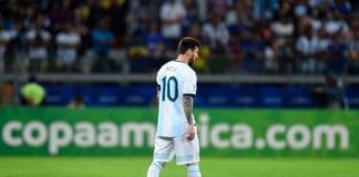 Argentina v Paraguay: Group B - Copa America Brazil 2019