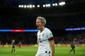 Megan Rapinoe calls on teammates to protest White House