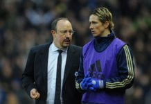 Fernando Torres applauds Rafa Benitez' managing approach