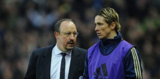 Fernando Torres applauds Rafa Benitez' managing approach