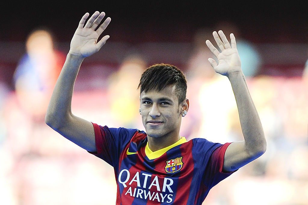 Neymar proved Barcelona spending on youth is a good choice