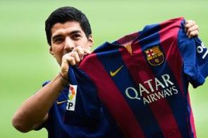 Luis Suarez FC Barcelona