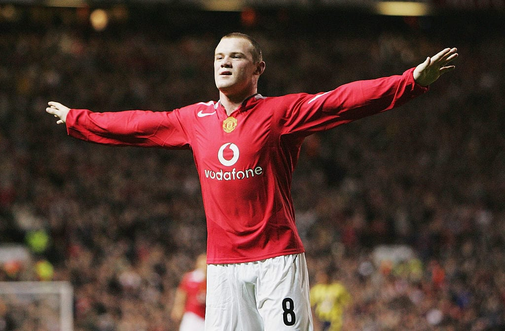 Manchester United's investment in youth paid off with Rooney