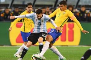 Brazil Global Tour - Brazil v Argentina