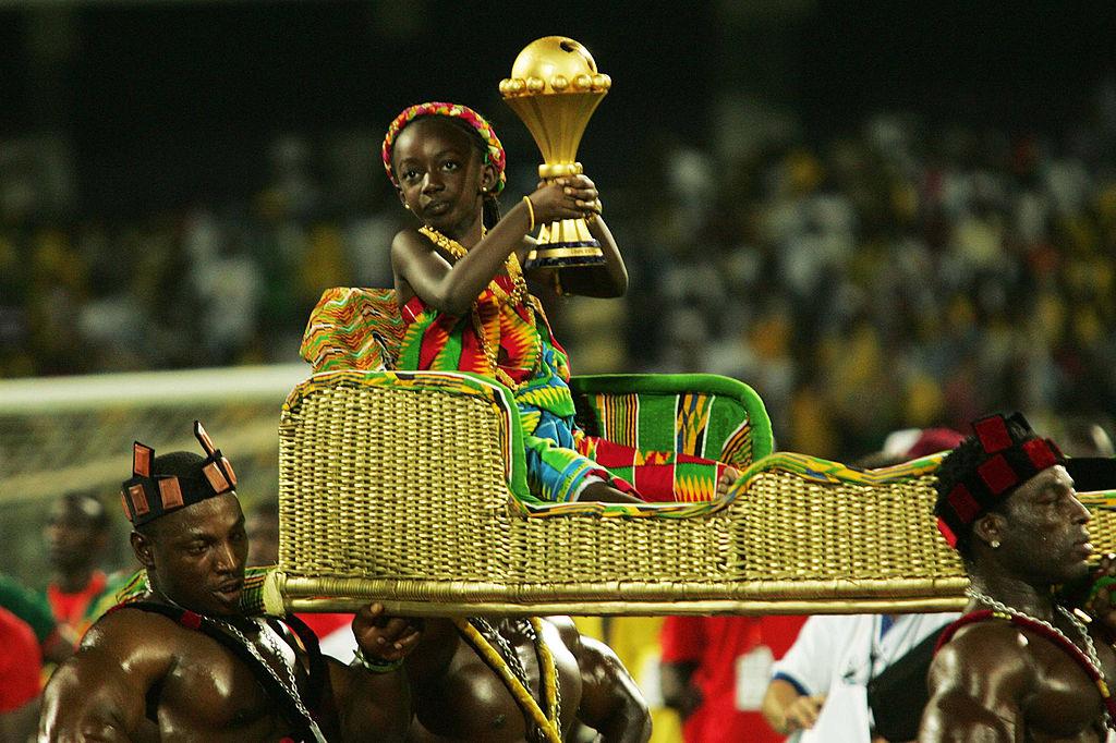 AFCON Final - Cameroon v Egypt